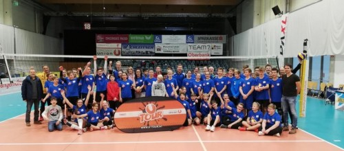 1. Union Volleyball Schulturnier